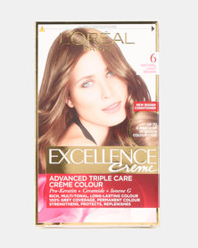 L'Oreal Excellence Light Brown 6