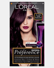 L'Oreal Preference Pure Burgundy 4.26