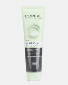 L'Oreal Extraordinary Clay Gel Wash Radiance 150ml