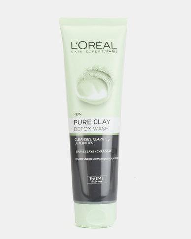 L'Oreal Extraordinary Clay Gel Wash Radiance 150ml