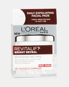 L'Oreal Bright Reveal Brightening Peel Pads