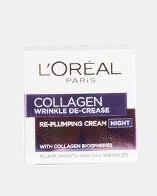 L'Oreal Wrinkle Decrease Night 50ml