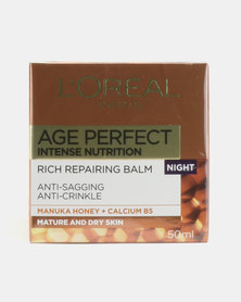 L'Oreal Age Perfect Intense Nutrition Night 50ml