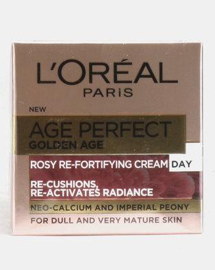 DISC L'Oreal Age Perfect Gold Age Rosy Day Cream SPF 15 50 ml