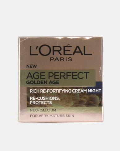 L'Oreal Age Perfect Gold Age Night Cream 50ml