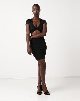 SIssy Boy Bodycon Dress Black 2e0015c6f