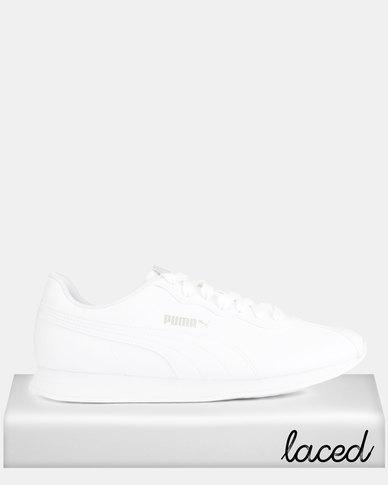 e581789a0eb209 Puma Sportstyle Core Turin II Sneakers Puma White