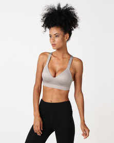 Puma Performance PWRLUX Control Bra H Rock Ridge
