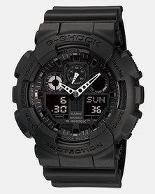 Casio G-Shock Watch GA-100-1A1DR
