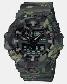 Casio G-Shock Watch GA-700CM-3ADR
