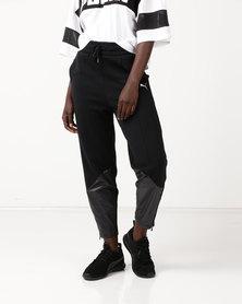 Puma Sportstyle Core Transition Pants Black