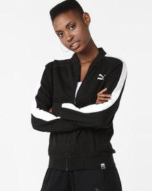 Puma Sportstyle Prime Classics Logo T7 Track Jacket Black