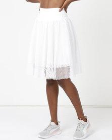 Puma Sportstyle Prime En Pointe Skirt White