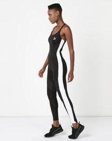 Puma Sportstyle Prime Archive T7 Jumpsuit Black