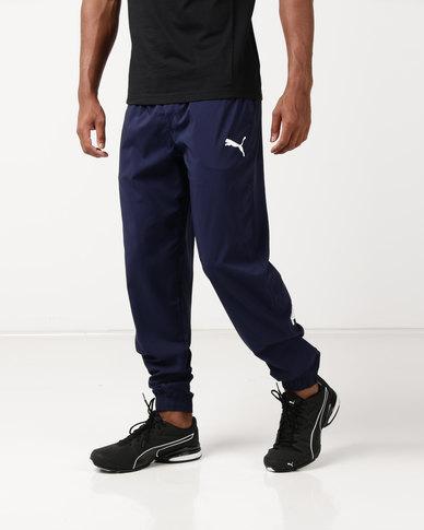 Puma Sportstyle Core ESS No.1 Woven Pants Blue