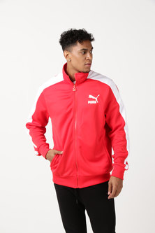 Puma Sportstyle Prime Archive T7 Summer Jacket Red