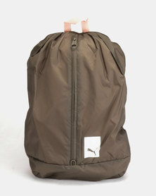 Puma Sportstyle Prime Street Backpack Brown/Peach