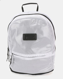 Puma Sportstyle Prime Pace Zip-Out Backpack White / Black