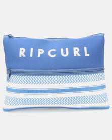 Rip Curl Double Neo Combined Wallet Blue