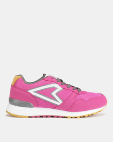 Power Ladies Sneakers Pink