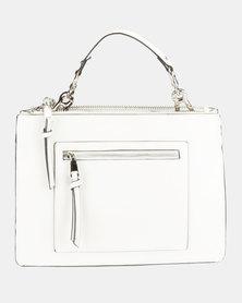 Steve Madden Bfaye Handbag White