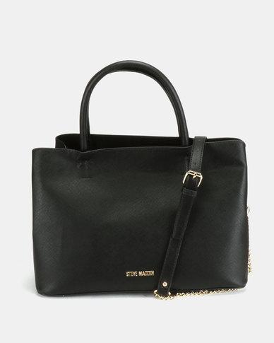 Steve Madden Bcynthia Handbag Black