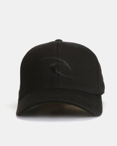 59e0b476ad5 Rip Curl Tepan Peak Cap Black