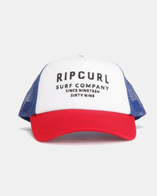 Rip Curl Authenticate Trucka Red