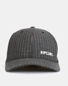 Rip Curl Multi Curve Peak Cap Dark Grey