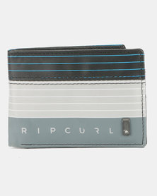 Rip Curl Ripper PU Slim Wallet Grey