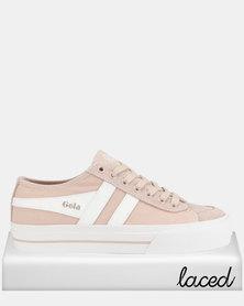Gola Quota II Sneakers Blossom White