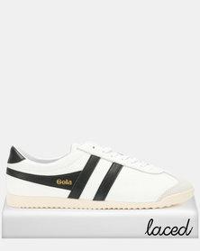 Gola Bullet Leather Sneakers White/Black