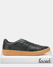 Gola Aztec Leather Sneakers Black