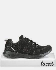 Gola Active Tempe L Sneakers Black Charcoal