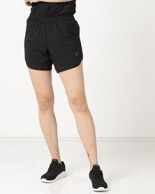 ASICS 5.5 Inch Shorts Black