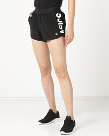 Asics Performance PRFM Shorts Black
