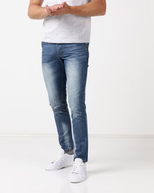 DSI. Rough Look Jeans