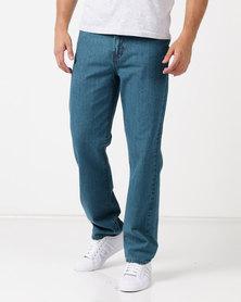 DSI. Vibrance Jeans Teal