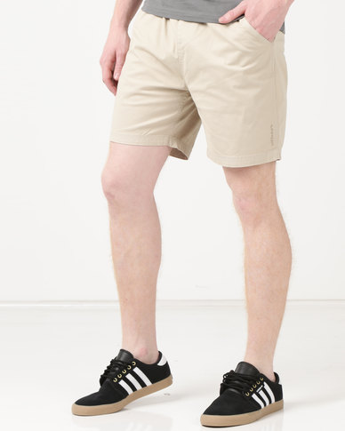 Lizzard  Strollers Short Walkshorts Oyster Grey
