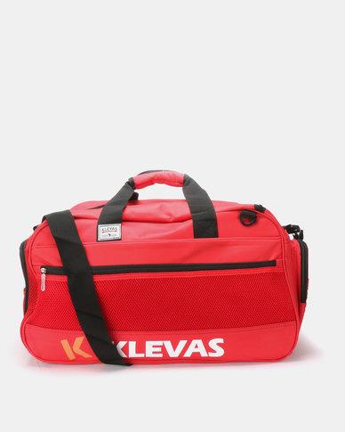 Klevas Toure Tog Bag Red