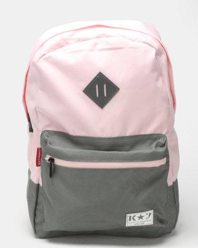 K7 STAR Hersch Backpack Pink