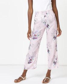 Rip Curl Sweet Bloom Pants Pink