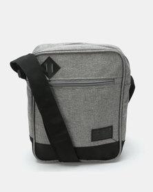 K7 STAR Jones Cross Body Bag Grey