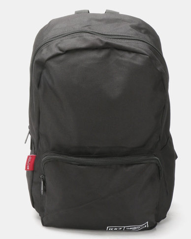 K7 STAR Bear Backpack Black