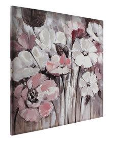 NovelOnline Floral Blush 1 Canvas Art