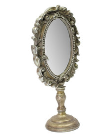 NovelOnline Aquilia Dressing Table Mirror on Stand