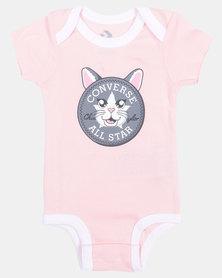 Converse Classroom Pets Infant Set Pink