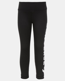Converse CNVG Star Chevron Leggings Black