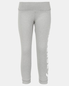 Converse CNVG Star Chevron Leggings Dk Grey Heather