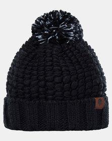 The North Face Cozy Chunky Beanie Black